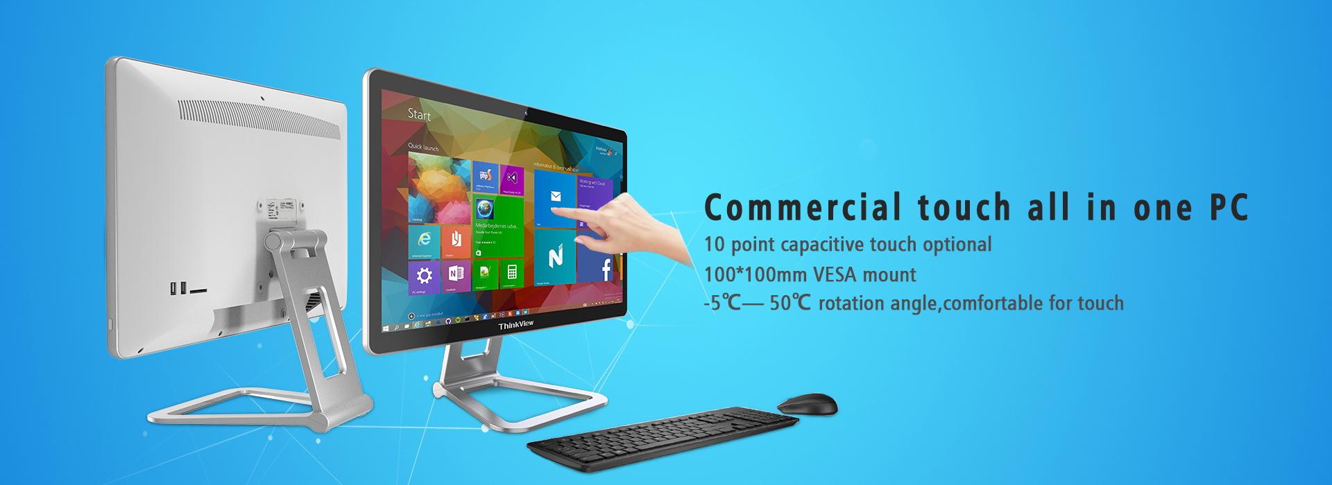 Pro.Series Tot en un PC